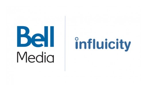 Bell Media Partners With Influicity to Provide Clients With Full Access to Influencers